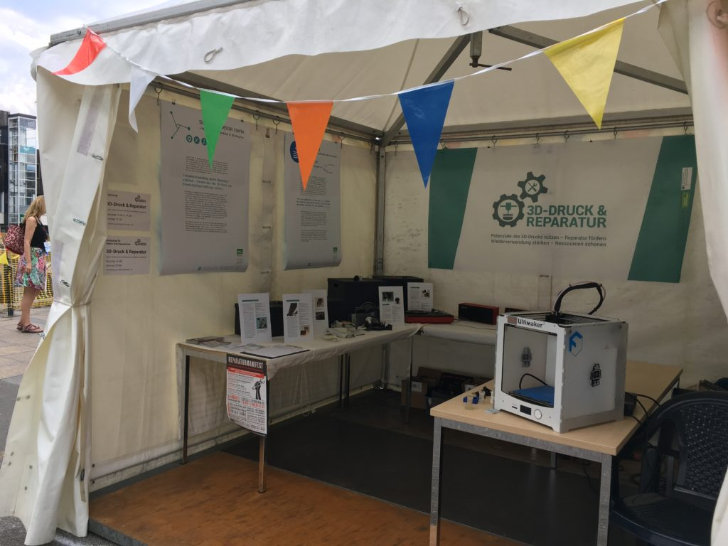 Stand Maker Faire Berlin 2018